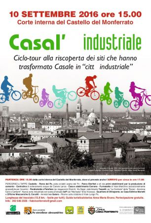 Casal'E' Industriale Tour