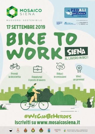 Bike to work Siena