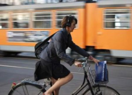 Staffetta Bike to Work a Modena