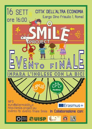 SMILE PROJECT evento finale