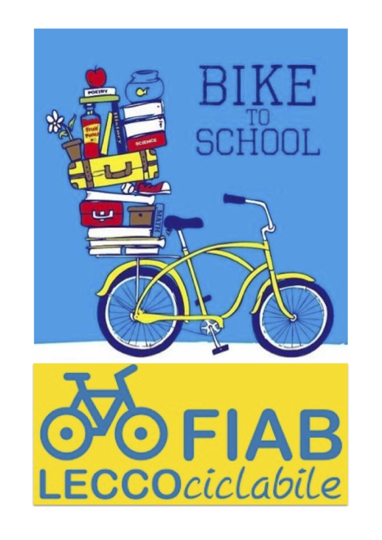 18 settembre  BIKE TO SCHOOL  & BIKE TO WORK