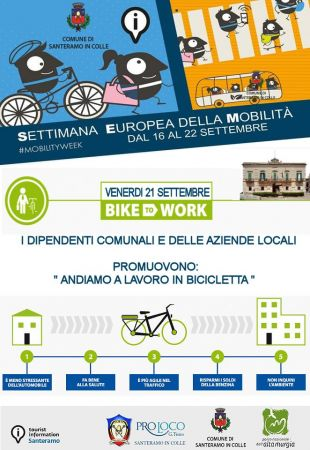 Santeramo BIKE TO WORK