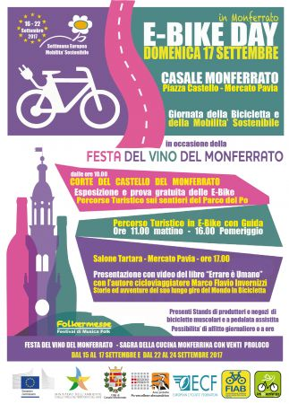 E-BIKE DAY in Monferrato